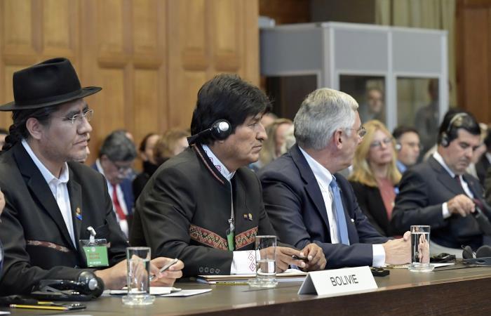El ambiente electoral se pone tenso en Bolivia. Foto: AFP