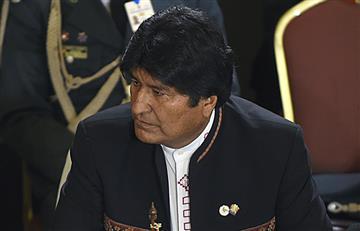 Evo Morales y su último roce con EEUU