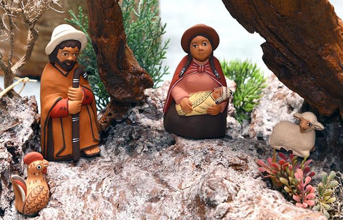 Tradiciones bolivianas para celebrar Navidad. Foto: Shutterstock
