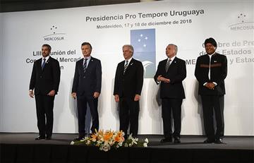 ¿Qué le dijo Evo Morales a los países de la Mercosur?