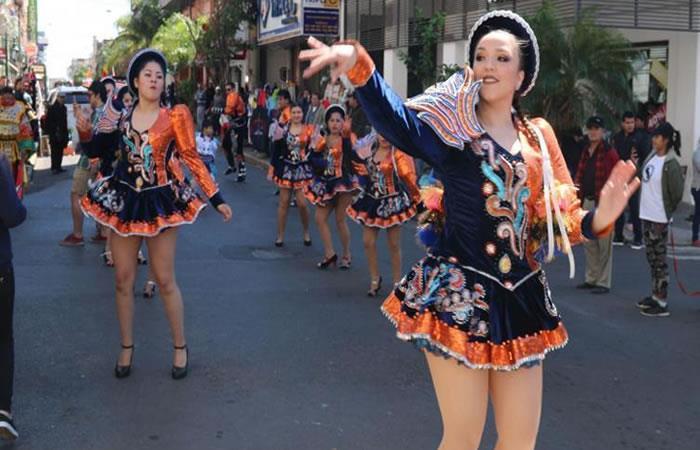 Bolivianos bailarán caporales en 58 ciudades ¿Para qué?