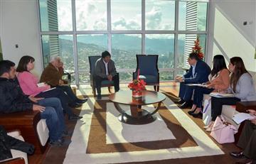Evo Morales, preocupado por la adopción de niños en Bolivia