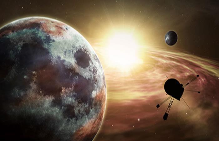 Hallan un planeta más grande que la Tierra formado por rubúes y zafiros
