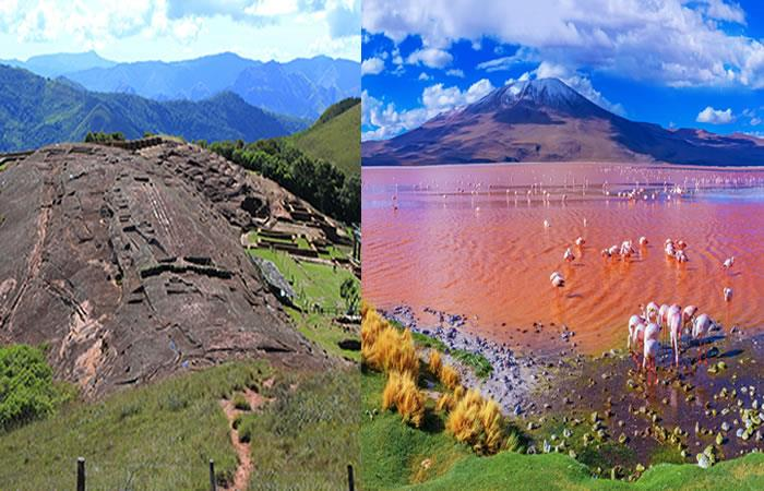 Sitios espectaculares para visitar en Bolivia. Foto: Shutterstock