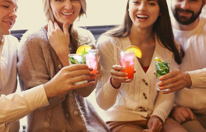 Bebidas para recibir el Año Nuevo