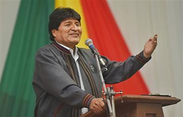 Morales desea un feliz 2019 a los bolivianos y espera un futuro próspero para el país