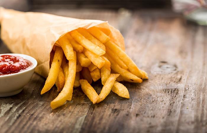 Una alternativa saludable para no dejar de comer papas fritas. Foto: Shutterstock