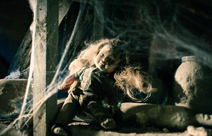 """""""Rossy"""", la historia de la muñeca poseída se estrena este mes en cines"""