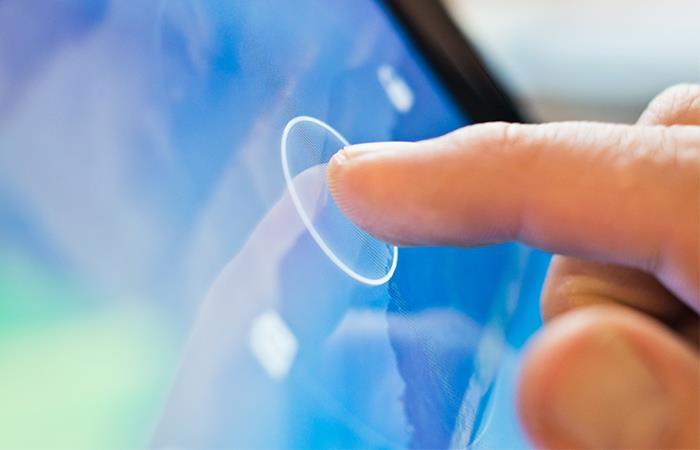 Este nuevo avance de Google reemplazaría a la tecnología táctil. Foto: Shutterstock