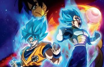 'Dragon Ball Super: Broly' llega a las salas de cine