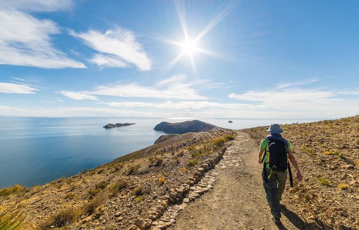 Las maravillas del Lago Titicaca. Foto: Shutterstock