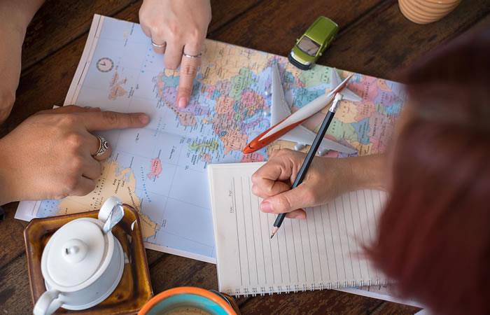 Planear demasiado un viaje puede ser un error