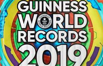 6 logros increíbles del Guinness World Records 2019