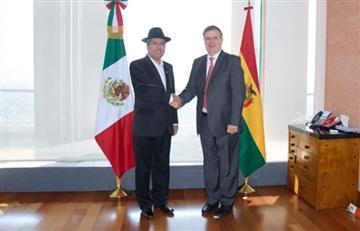 Bolivia y México firmarán acuerdo de supresión de visas en las siguientes semanas