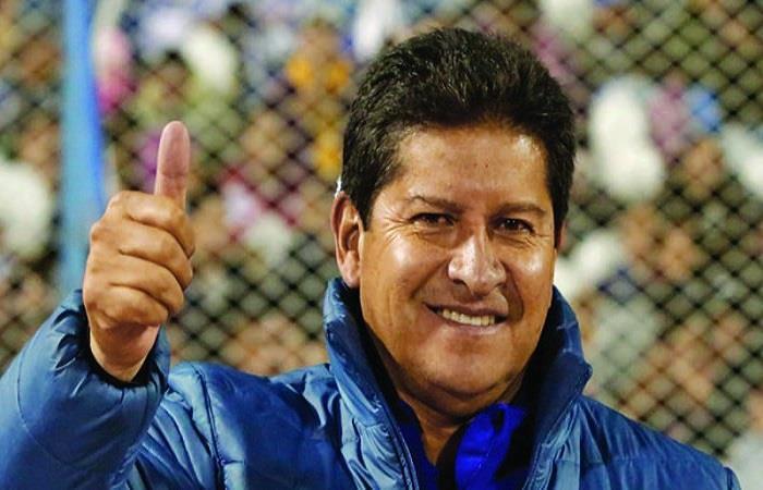 Eduardo Villegas es nuevo técnico de la selección boliviana