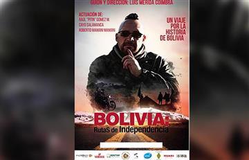 Luis Mérida estrena su nueva película sobre Bolivia