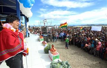 ¡¿Ya son 13 años?! En 2006 Evo Morales llegó al poder