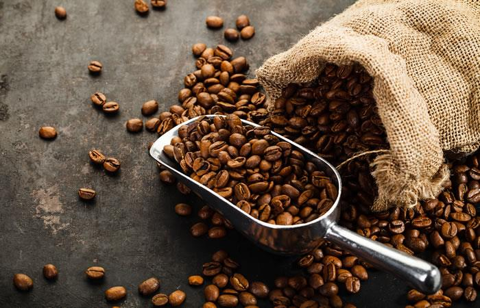 Exportación de café desde Bolivia. Foto: Shutterstock.