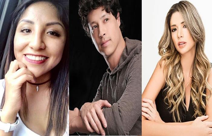 Así fue el #10yearschallenge de famosos bolivianos. Foto: Instagram.
