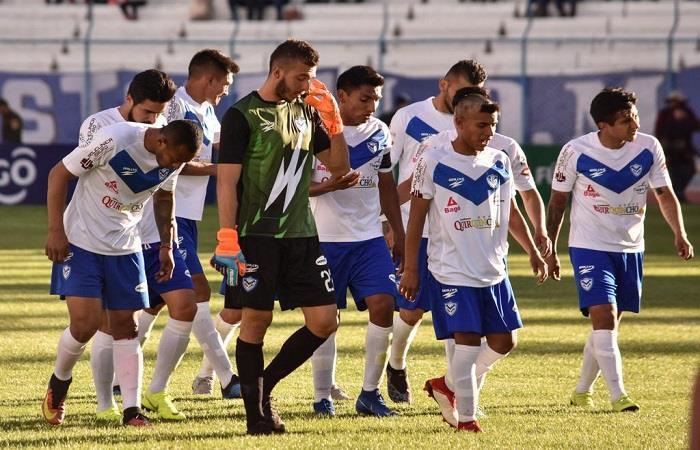 El equipo de Oruro se coronó campeón del Torneo Clausura del año pasado. Foto: Twitter