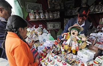 Bolivia se prepara para celebrar la Feria de los Deseos en Miniatura
