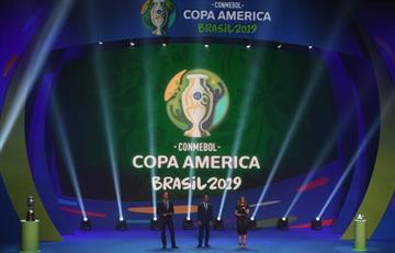 Este fue el grupo de Bolivia en la Copa América
