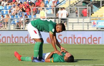 Bolivia fue eliminado del campeonato Sudamericano Sub-20
