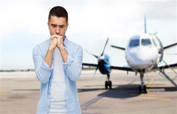 ¿Cómo superar la fobia de viajar en avión?