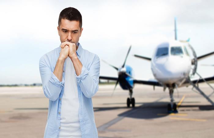 Consejos para volar sin miedo. Foto: Shutterstock.