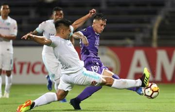 Bolívar quedó eliminado de la Copa Libertadores