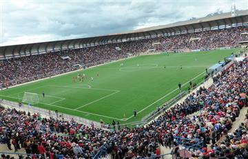 Se completó la construcción del estadio con mayor altura en nuestro país