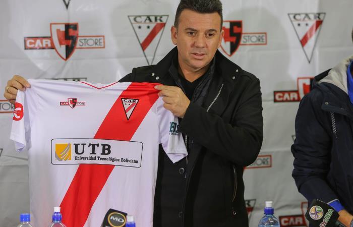Julio César Baldivieso es nuevo técnico de Always Ready