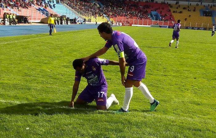 Real Potosí sumó su segunda victoria en el Torneo Apertura 2019. Foto: Twitter