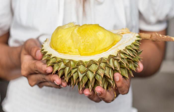 Durián, la fruta más apestosa del mundo