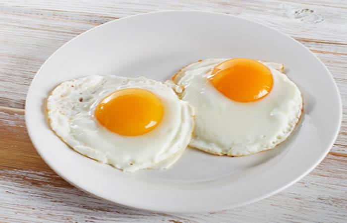 El huevo es un alimento muy nutritivo. Foto: Shutterstock