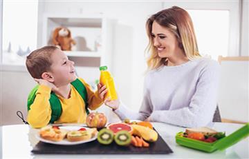 Recetas de meriendas saludables para niños