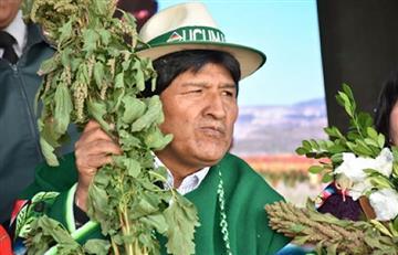 Firman contrato para construir planta industrializadora de quinua en Oruro