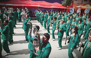 Rinden homenaje al 238 aniversario de la gesta libertaria de Oruro
