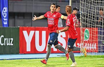 Wilstermann golea al Real Potosí