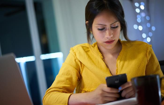 Bancos podrían relacionarse con WhatsApp Foto: Shutterstock.