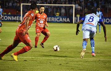 Guabirá no logró vencer al Macará ecuatoriano