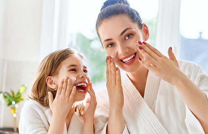 Cuida de tu piel desde temprana edad. Foto: Shutterstock