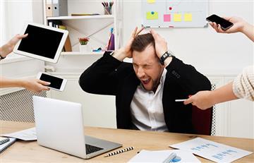 Así podrás manejar las emociones en la oficina