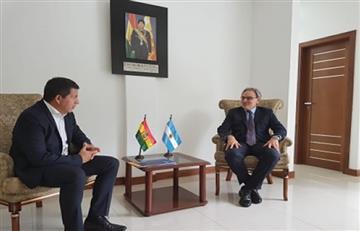 Argentina y Bolivia firman adenda al contrato de exportación de gas natural
