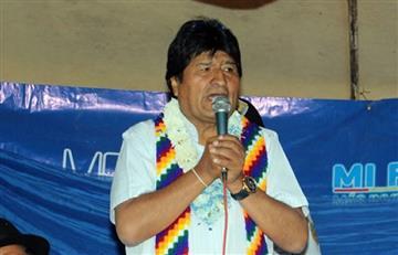 Encuesta: Morales capta 33,4% de intención de voto y aventaja con más del 10% a Mesa