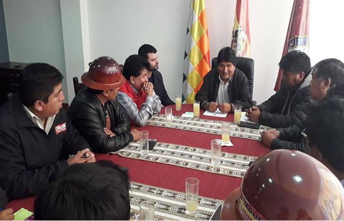 Buscan fortalecer tradiciones culturales como el carnaval de Oruro