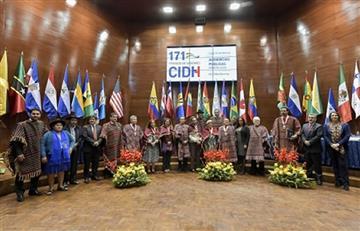 """Arce: Opositores mintieron """"descaradamente"""" e intentaron instrumentalizar a la CIDH"""