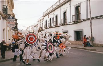 Autoridades municipales presentan el Carnaval Grande de Yotala en Sucre