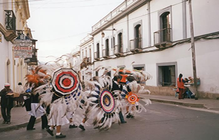 ¡Ya se respira aires de Carnaval en Bolivia!. Foto: Shutterstock