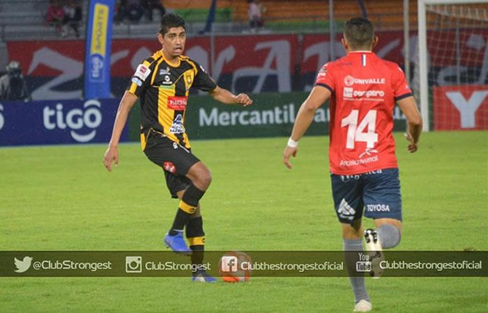 El Tigre venció 1-0 a Wilstermann en el Félix Capriles